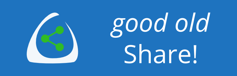 good old share plugin